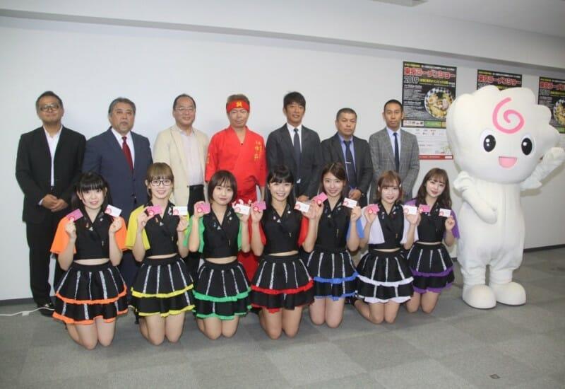 『東京ラーメンショー2019』が10月24日から開催!!